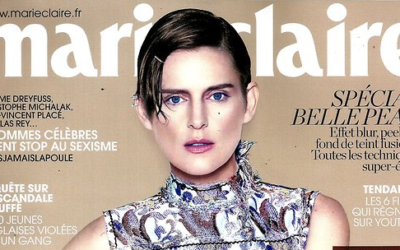 «Marie-Claire», avril 2015