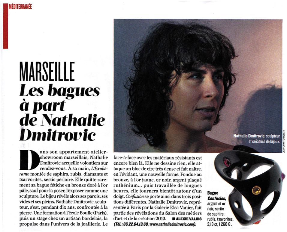 article figaro magazine 30 11 2013
