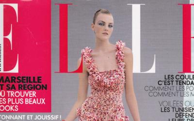 «Elle», édition du 4 mars 2011