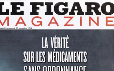 «Figaro Magazine» du 30 novembre 2013