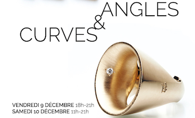 Exposition vente « Angles & Curves »